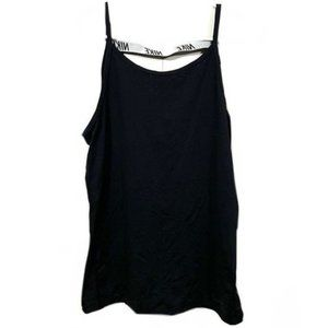 Nike Dri-Fit Strappy Laser Cut Active Tank Top